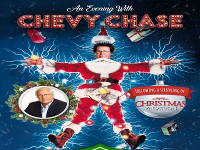 Chevy Chase Christmas Vacation.An Evening With Chevy Chase Following A Screening Of