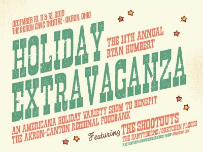 The 11th Annual Ryan Humbert Holiday Extravaganza